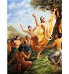Lord Caitanya's Sankirtan With His Devotees