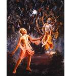 Lord Caitanya Sees Krishna in the Forest