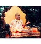 Srila Prabhupada at New Vrindavan