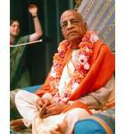 Srila Prabhupada in Paris, On Vyasasana