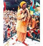 Srila Prabhupada at San Francisco Ratha-yatra