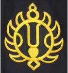 Tilak-Chakra Sports Patch