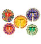 Laddu Gopal Mega Variety Dress Pack (5 Dresses)