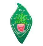 Tulsi Maharani Bead Bag with Embroidery