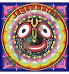 Jagannatha Stickers (Pack of 4)