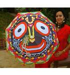 Jagannatha Umbrella - Walking Stick