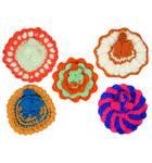 Semi Deluxe Woolen Winter Dresses with Cap for Laddu Gopal