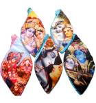 Beadbags Radha-Krishna Digital Print Pack of 5