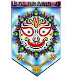 Art Flag -- Balarama