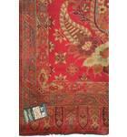 Kashmiri Fancy Wool Chaddar (Wool-Cotton Blend)