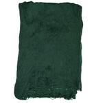 Chadar, Ruffled Cotton with Tassels