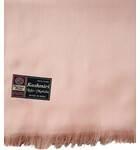Saffron Wool-Cotton Chadar / Shawl