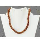 Thick Sandalwood Necklace