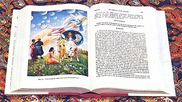 Bhagavad Gita As It Is -- Open Book