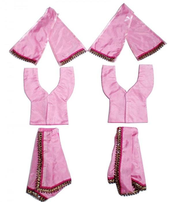 Gaura Nitai Night Dress Pink